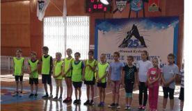 Детский фестиваль «Страна Баскетболия», посвященный 25-и летию ПАО «Южный Кузбасс» и 15-и летию ПАО «МЕЧЕЛ».